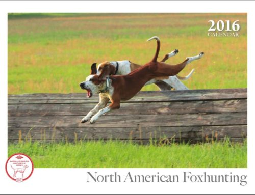 Masters of Foxhounds 2016 Calendar
